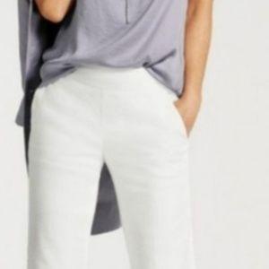 CAbi 5319 Angel Linen Blend Career Trouser Pants